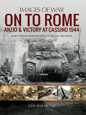 cover image of On to Rome